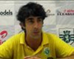 Oscar Bruzon: There will be changes at Sporting next season
