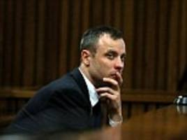 Pistorius branded a 'faux hero' as he is accused of taking ACTING LESSONS to help convince judge of his innocence