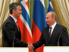 putin satisfied with new nato head stoltenberg